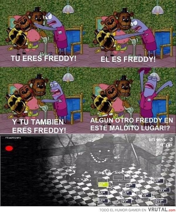 5 nights at freddy's imágenes graciosas (2)