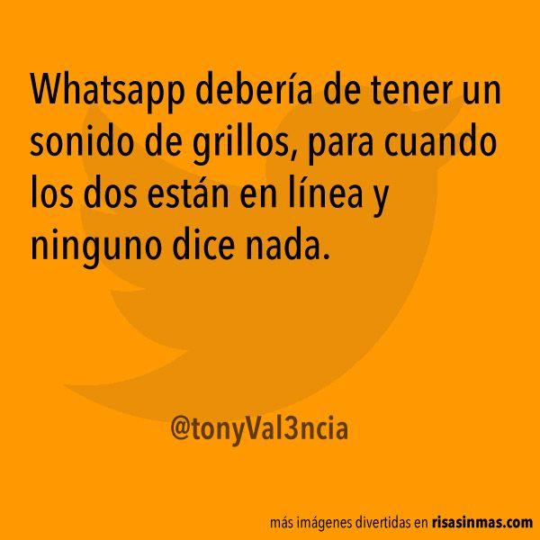 Frases e imágenes graciosas para whatsapp