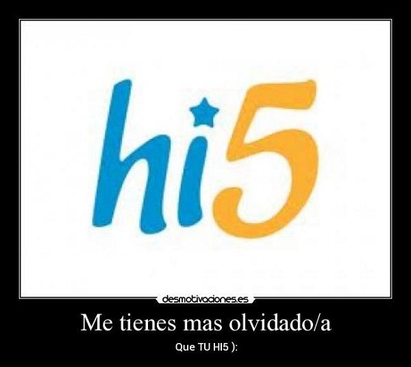 Hi5 imágenes graciosas
