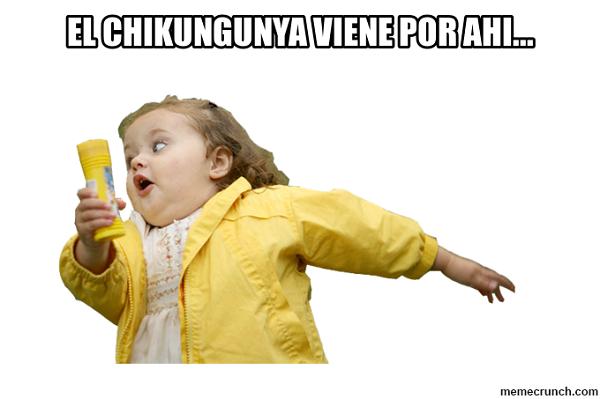 Imágenes de graciosas chikungunya