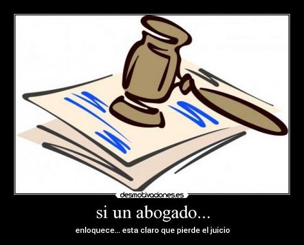 Imágenes graciosas abogados