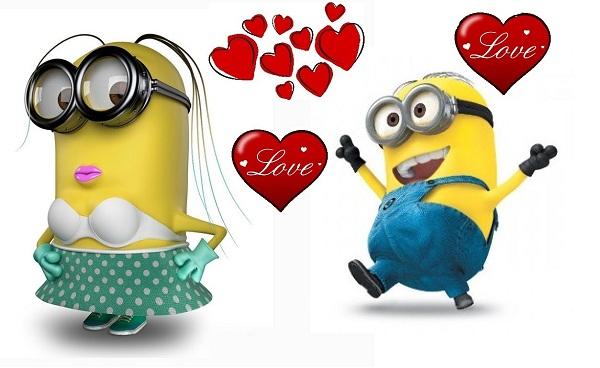 Imágenes graciosas animadas de amor con movimiento