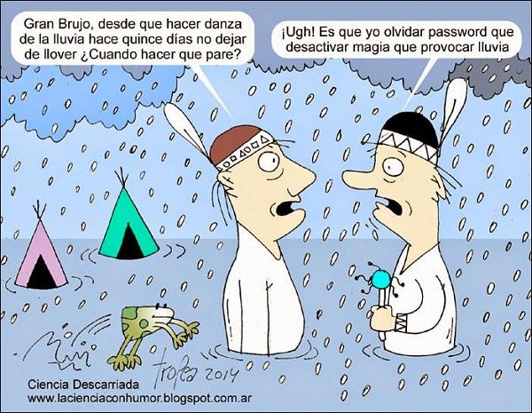 Imágenes graciosas bajo la lluvia