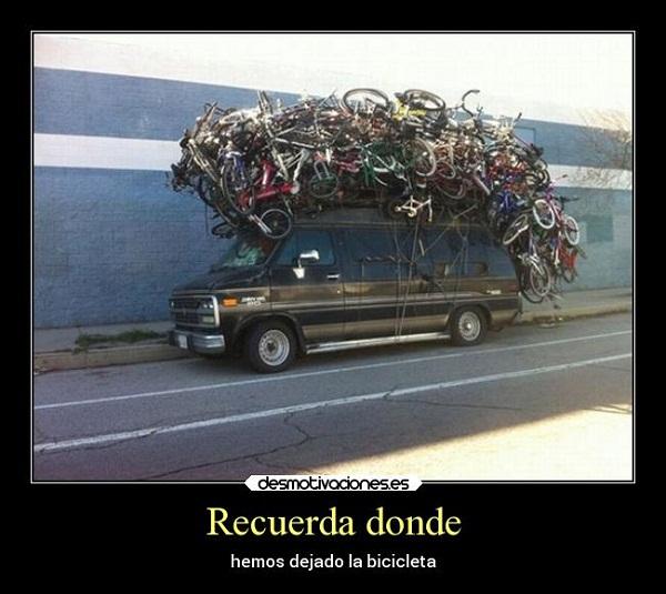 Imágenes graciosas bicicletas