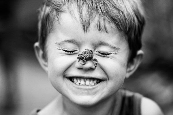 Imágenes graciosas blanco y negro