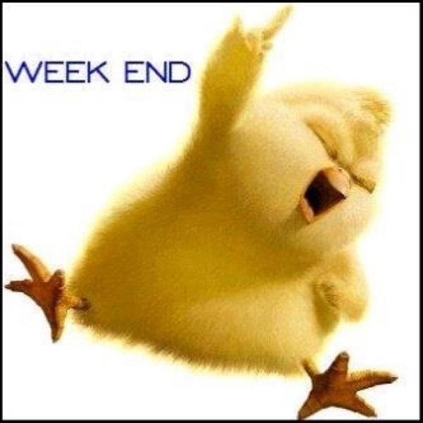 Imágenes graciosas buen fin de semana