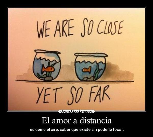 Imágenes graciosas de amor a distancia