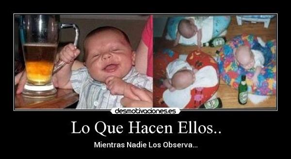Imágenes graciosas de bebés