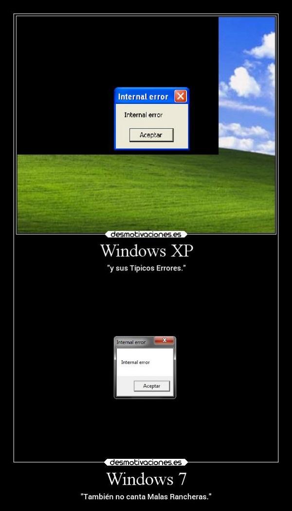 Imágenes graciosas de windows 7