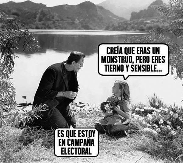 Imágenes graciosas elecciones de 6d