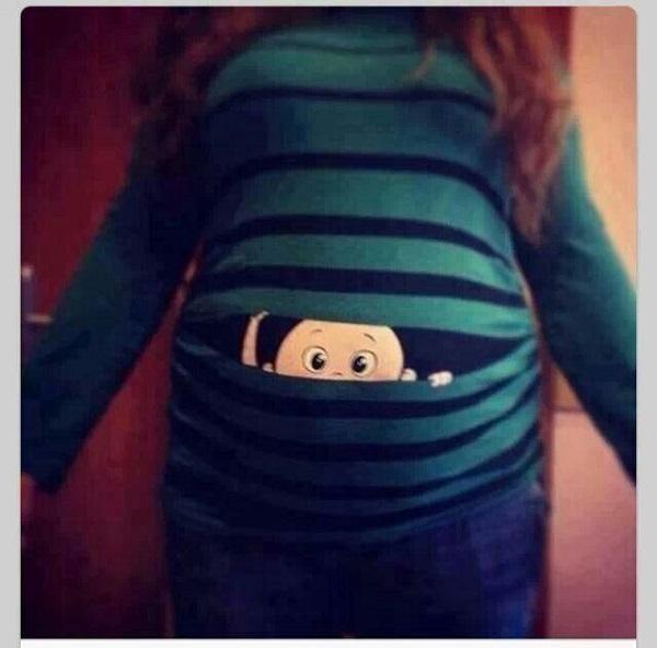 Imágenes graciosas embarazadas