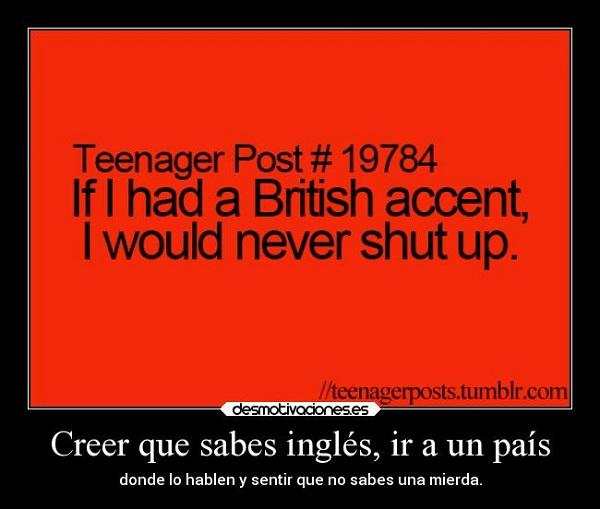 Imágenes graciosas inglés