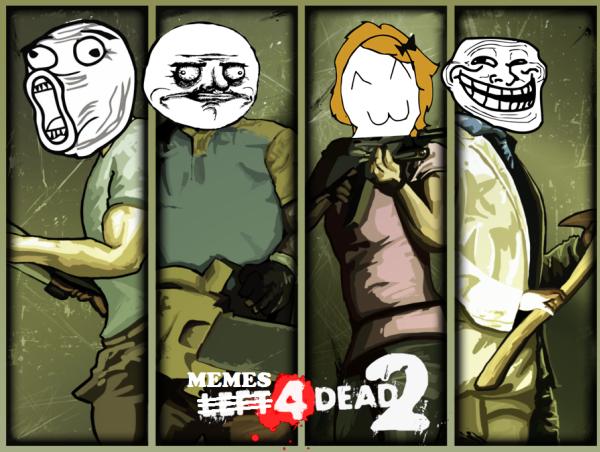 Imágenes graciosas left 4 dead 2