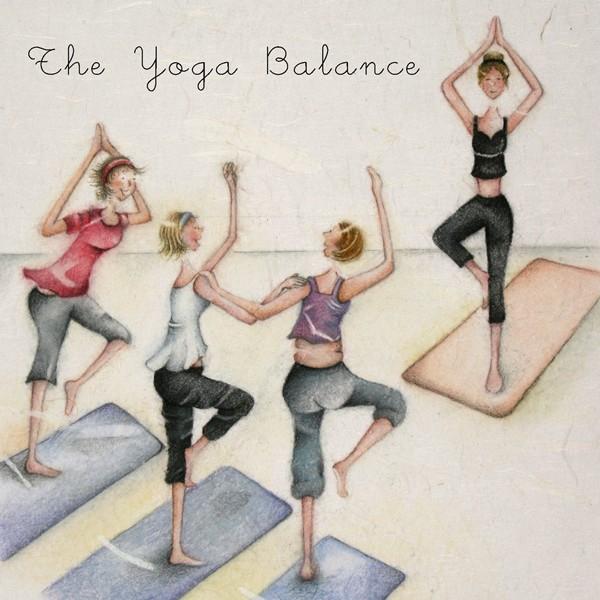 Imágenes graciosas yoga