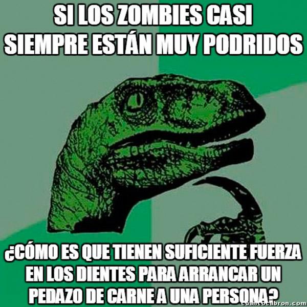 Imágenes graciosas zombies